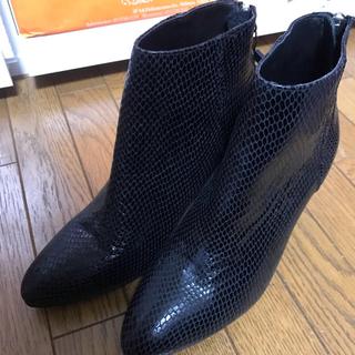 ザラ(ZARA)の新品未使用 ZARA ブーツ(ブーティ)