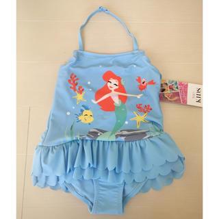 ディズニー(Disney)の新品 日本未入荷 タグ付き 水着 ディズニー プリンセス アリエル(水着)