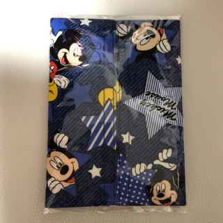 ディズニー(Disney)のミッキー  ポケット ティッシュケース(ポーチ)