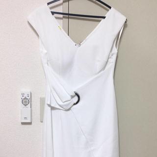 白ドレス(ナイトドレス)