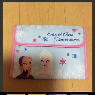 ディズニー(Disney)の【めぇちゃん様専用品】母子手帳ケース アナ雪(母子手帳ケース)