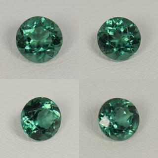 2bc7d202650954 レアカラー『天然モロキサイトペアルース』計0.81ct ブラジル産 宝石