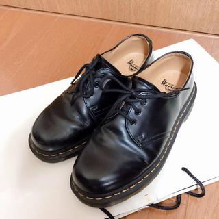 ドクターマーチン(Dr.Martens)の【値下げ中!】ドクターマーチン3ホール 1461 GIBSON SHOESブーツ(ブーツ)