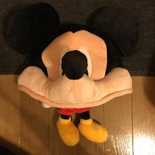 ディズニー(Disney)のぬいぐるみ ミッキー かぶりもの ディズニーシー(キャラクターグッズ)