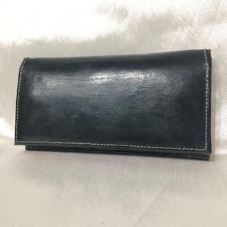 ホワイトハウスコックス(WHITEHOUSE COX)のホワイトハウスコックス 長財布 S9697 ブラック/レッド ブライドルレザー(長財布)