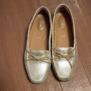 クラークス(Clarks)の専用 clarks 24.5から25センチ(ローファー/革靴)