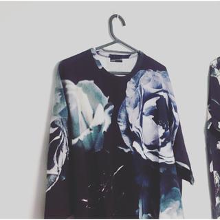 ラッドミュージシャン(LAD MUSICIAN)のladmusician 花柄 17ss(Tシャツ/カットソー(半袖/袖なし))