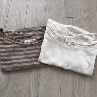 シェルターオリジナル(Shel'tter ORIGINAL)のSHEL'TTER♡ 半袖 Tシャツ 2枚セット moussy SLY(Tシャツ(半袖/袖なし))