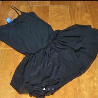 アディダス(adidas)のアディダスオリジナルス 新品未使用 ワンピース M ブラック スカート(その他)