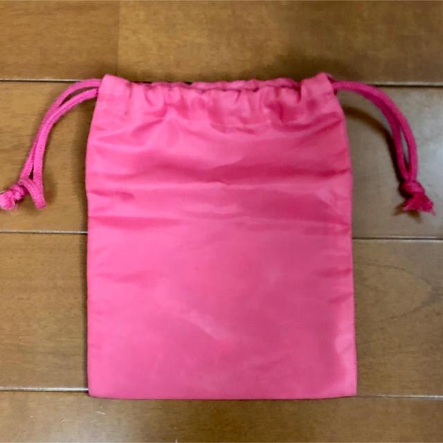 サンリオ(サンリオ)のサンリオ   ミニ巾着  コップ入れ キッズ/ベビー/マタニティのこども用バッグ(ランチボックス巾着)の商品写真