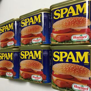 SPAM  / スパム 340g  レギュラー  6缶