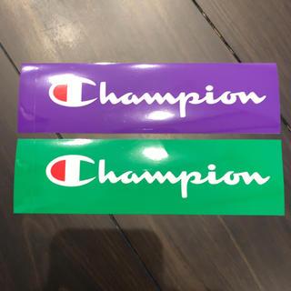 チャンピオン(Champion)の☆限定☆ チャンピオン  ステッカーセット(その他)