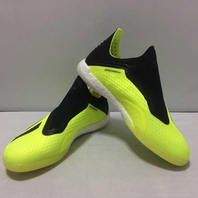 adidas(アディダス)のadidas エックス 18+ IN 新品 27cm スポーツ/アウトドアのサッカー/フットサル(シューズ)の商品写真
