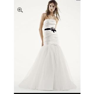 afc4494b0b59c ヴェラウォン(Vera Wang)のwhite by verawang 新品未使用 ドレス(ウェディング