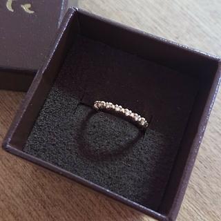 ノジェス(NOJESS)の専用★ノジェス ピンキーリング♡ダイヤ ハート(リング(指輪))