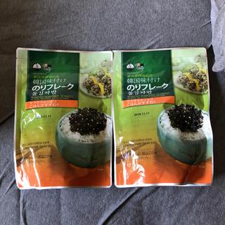 コストコ(コストコ)のコストコ 韓国のりフレーク 2袋セット(乾物)