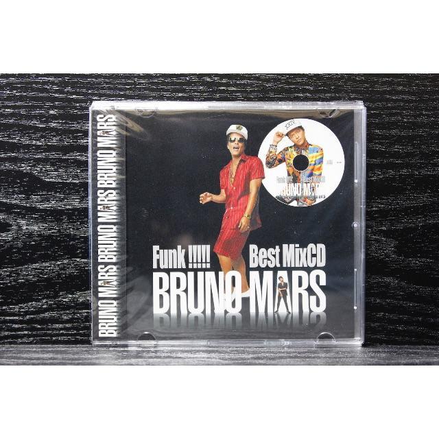 Bruno Mars ブルーノマーズ 豪華23曲 Funk Best MixCD エンタメ/ホビーのCD(R&B/ソウル)の商品写真