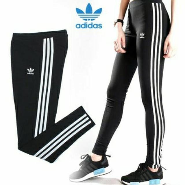adidas(アディダス)の☆大人気☆adidasoriginalsレギンスXS レディースのレッグウェア(レギンス/スパッツ)の商品写真