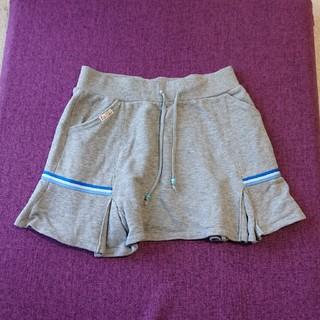 ディジーラバーズ(DAISY LOVERS)のデイジーラバーズ  ジャージ素材 ミニスカート 150センチ(スカート)