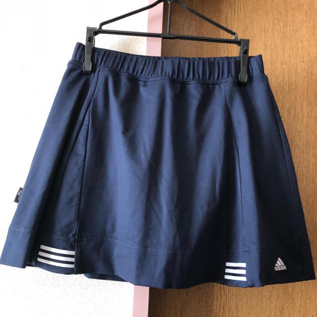 adidas(アディダス)のテニススコート スポーツ/アウトドアのテニス(ウェア)の商品写真