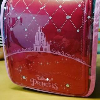 ディズニー(Disney)のピンク・パープル各一つ(ランドセル)