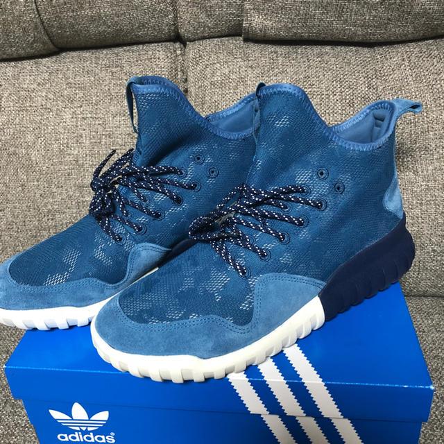 adidas(アディダス)のadidas スニーカー TUBULAR X   BB8405 メンズの靴/シューズ(スニーカー)の商品写真