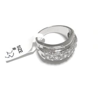 シルバー925 刻印あり‼ オラオラ系リング(リング(指輪))
