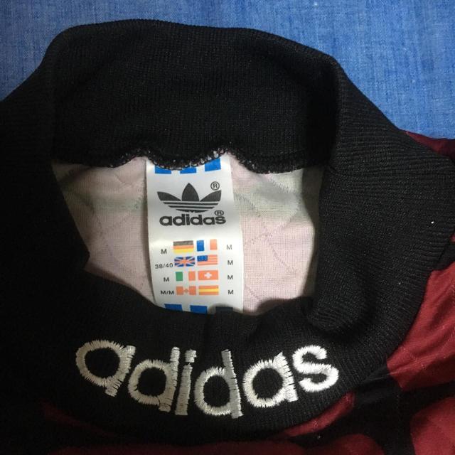 adidas(アディダス)のイギリス製 キーパージャージ スポーツ/アウトドアのサッカー/フットサル(ウェア)の商品写真