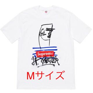 シュプリーム(Supreme)の supreme  jean paul gaultier TEE Tシャツ (Tシャツ/カットソー(半袖/袖なし))