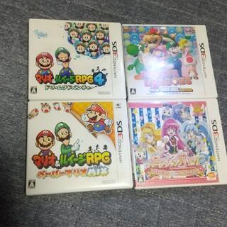 ニンテンドー3DS(ニンテンドー3DS)の箱のみ 3DS パズル&ドラゴンズ スーパーマリオブラザーズ エディション(その他)