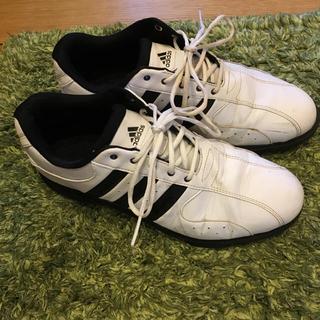 アディダス(adidas)のゴルフスパイク シューズ アディダス(シューズ)