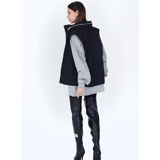 ジエダ(Jieda)の週末限定値下げ新品タグ付き muze vest(その他)