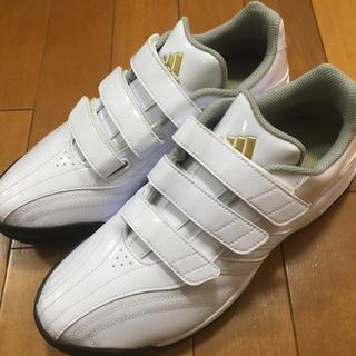 アディダス(adidas)の未使用 adidasトレシュー野球 25センチ(シューズ)