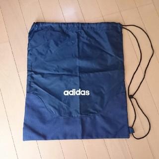 アディダス(adidas)の【adidas】アディダス 巾着型ショルダーバッグ・リュック・ナップサック(リュックサック)