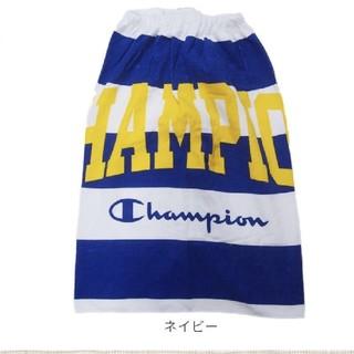 チャンピオン(Champion)のラップタオル チャンピオン プール タオル巻き(マリン/スイミング)