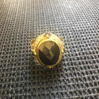 リング メンズ 真鍮製 (リング(指輪))