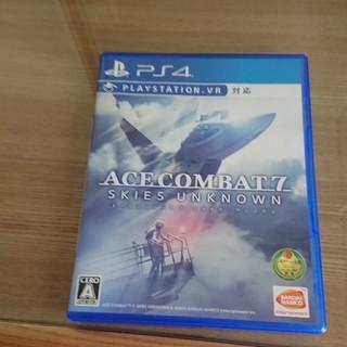 バンダイナムコエンターテインメント(BANDAI NAMCO Entertainment)のPs4ソフト[ACE COMBAT7](家庭用ゲームソフト)