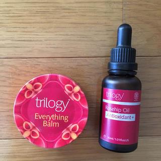 トリロジー(trilogy)のトリロジー ローズヒップオイル30mlとバーム45ml(美容液)