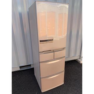 ヒタチ(日立)のとも様専用 日立 冷凍冷蔵庫 自動製氷付 5ドア ビックスリム 415L(冷蔵庫)
