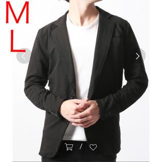 シスキー(ShISKY)の新品 春物 L ブラック メンズ  ジャケット shisky (テーラードジャケット)
