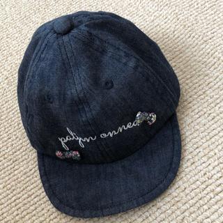 帽子 女の子 キッズ(帽子)