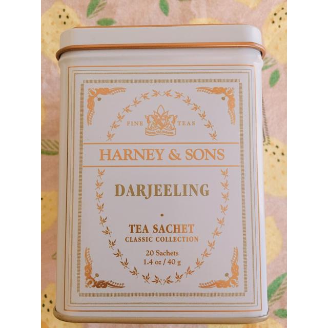 ハーニーアンドサンズ ダージリン 食品/飲料/酒の飲料(茶)の商品写真