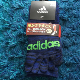 アディダス(adidas)のアディダス 5本指 靴下3足(ソックス)