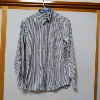 シマムラ(しまむら)のメンズシャツM(シャツ)