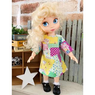 ディズニー(Disney)のアニメータードール 服 レトロAラインワンピース(人形)