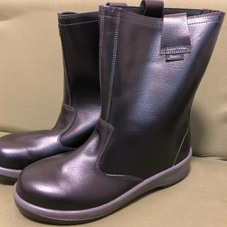 シモン simon 安全靴 (半長靴) 7544 黒 27.0 EEE(長靴/レインシューズ)