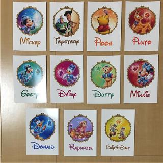 ディズニー(Disney)のディズニー テーブルナンバーなどに♡カード(その他)