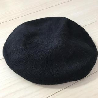 ジーユー(GU)の春夏用 ベレー帽(ハンチング/ベレー帽)