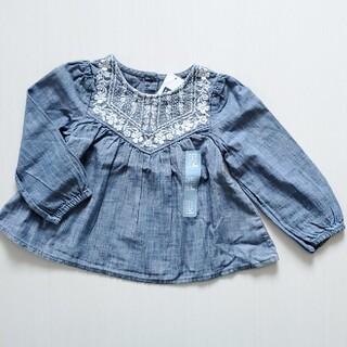 0ce869b6c34a7 ベビーギャップ(babyGAP)のbabyGAP♥95㎝ トップス 新品 女の子(Tシャツ