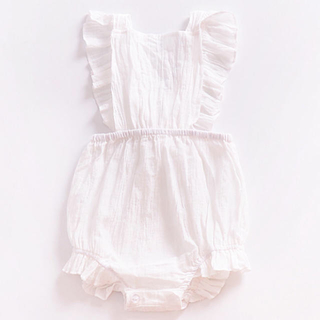 ベビー フリルロンパース(ドレス/フォーマル)